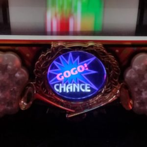 ファンキージャグラー仕様のふちどりGOGO!ランプ(紫)