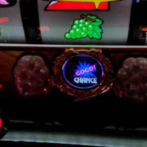 綺麗なマイジャグラー4のGOGO!ランプ
