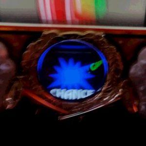 GOGO!ランプも回ってる途中の画像