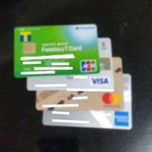 クレジットカード止められた